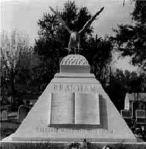 Branham's tombstone